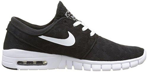 Shoes Max Light Nike Brown Men's SB Janoski Black Stefan White 41TavqfX
