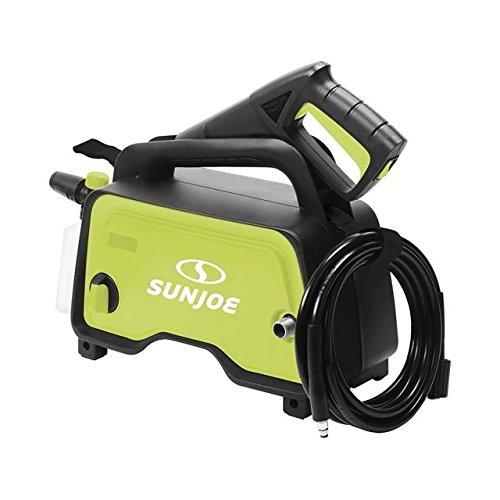 Sun Joe SPX202E 1450-Max PSI 1.45 GPM 1400-Watt Hand-Carry Electric Pressure Washer