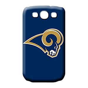 samsung galaxy s3 Hybrid New Arrival series phone case cover st. louis rams 3