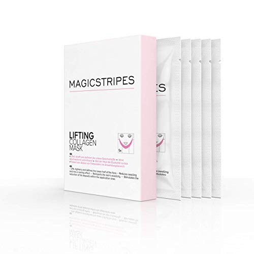 MAGICSTRIPES Lifting Collagen Mask x 5