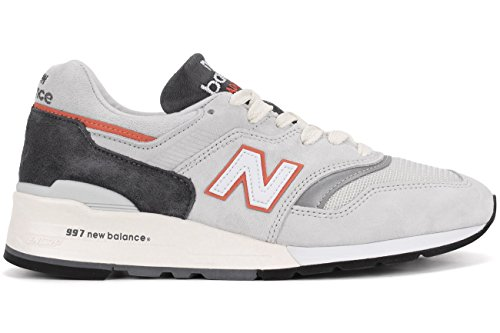New Balance M997, CSEA grey/orange CSEA grey/orange