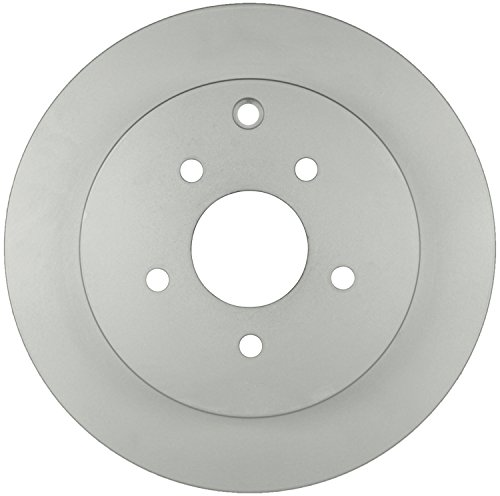 Bosch 40011040 QuietCast Premium Disc Brake Rotor, Rear Ton Rear Rotors