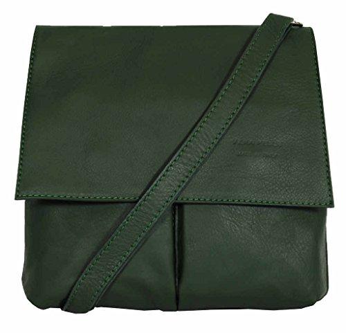 Florence - Bolso bandolera Mujer verde oscuro