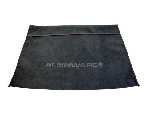Alienware Laptop Case Sleeve Microfiber Cloth 14 15 M14X M15X Computer PC Black