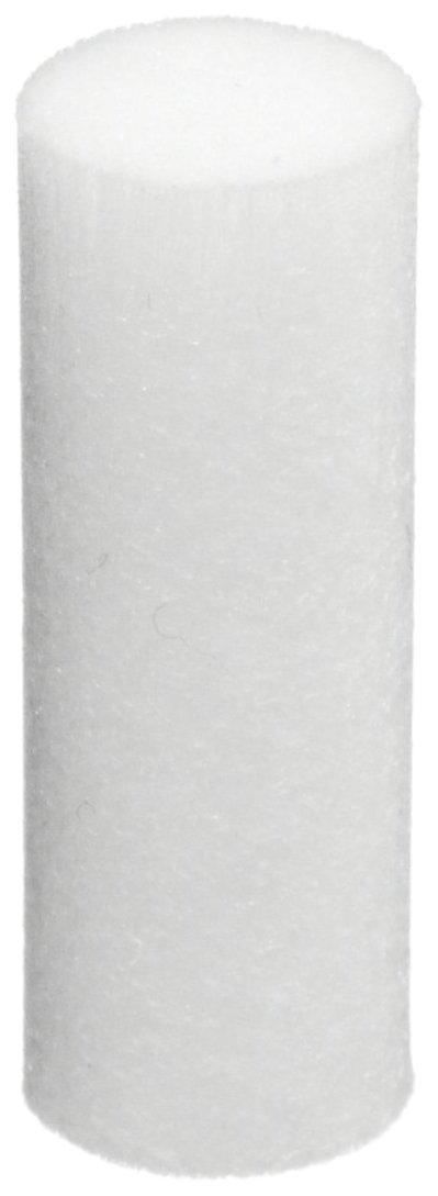 Wheaton Socorex 851346 Nozzle Filter, 10mL Volume, Polypropylene Fiber, For Calibra Digital 832 10mL, Acura Electro 935 10mL, Acura Manual 835 10mL Pipettes (Case of 100)