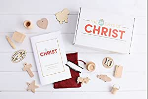 The 25 Days of Christ Ornament Kit - Latter-Day Saint Edition