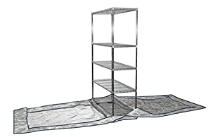 Paula Deen 20211 Jokari Everyday Storage Shelf Enclosure Cover