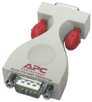 APC /Überspannungsschutz seriell Anschluss m/ännlich-weiblich f/ür PCs