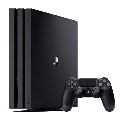 Sony PS4 1TB Pro System – Spectacular Graphics – Enhanced Gameplay