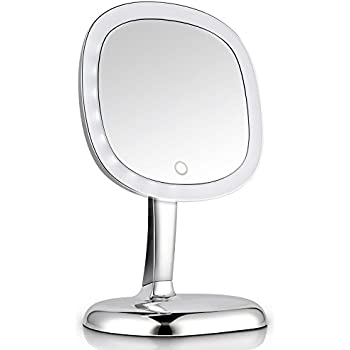 Amazon Com 7x Magnifying Lighted Makeup Mirror 9 Inch