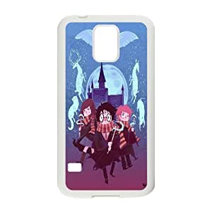 [bestdisigncase] For Samsung Galaxy S5 -The Marauders Map - Harry Potter Pattern PHONE CASE 17