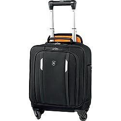 Victorinox Werks Traveler 5.0 WT Wheeled Tote, Black, One Size