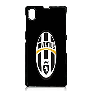 Sony Xperia Z1 Cover Shell Unique Logo Design Juventus Football Club S.P.A Phone Case Cover for Sony Xperia Z1