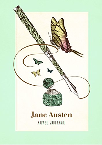 Jane Austen Novel Journal: With Notable Quotations from Jane - Austen Journal Jane