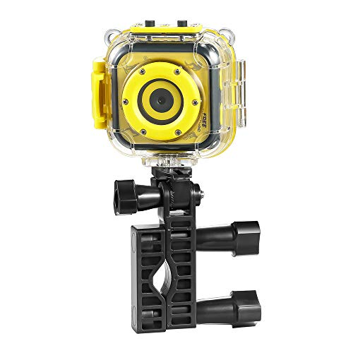 KODEE Kids Sports Waterproof Camera Action Video Digital Camera 1080 HD Camcorder for Girls Boys Toys Gifts Build-in Game ()