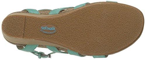 Softwalk Jacksonville Grande Piel Sandalia