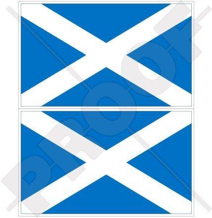 (SCOTLAND Scottish Flag UK Saltire, St Andrew's Cross 3