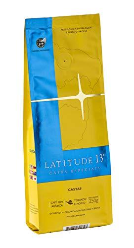 Café Latitude 13 Castas Torrado e Moído 250G Latitude 13 Sabor Outro
