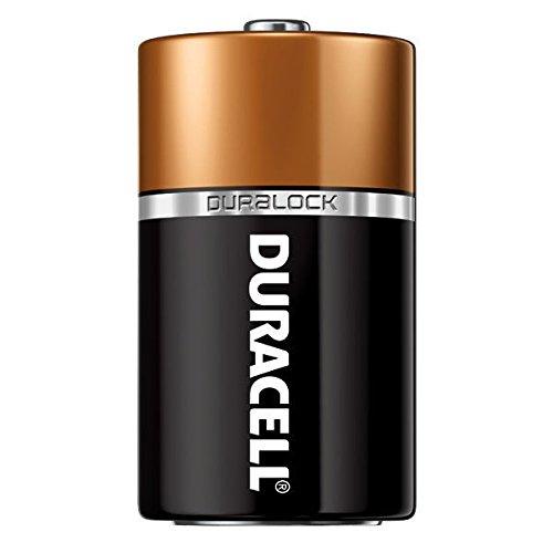 Duracell - Duracell Alkaline Batteries D-Size Alkaline Duracellbattery: 243-Mn1300 - d-size alkaline duracellbattery