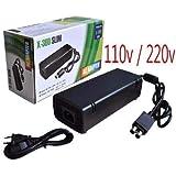 Fonte Para Xbox 360 Slim Bivolt 110v 220v Knup Cabo De Força