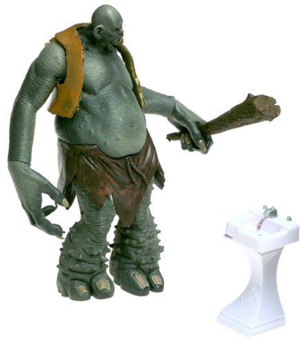 Harry Potter Mountain Troll Action Figure