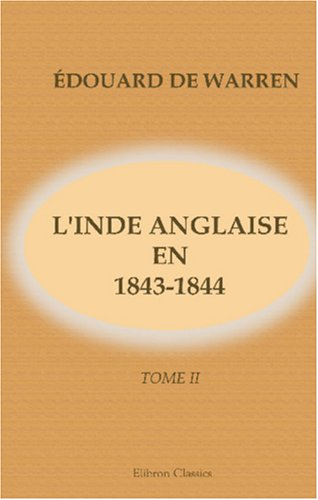 Linde Anglaise En 1843 1844 Tome 2 French Edition édouard De