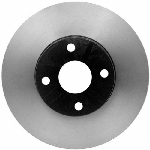 ACDelco 18A1098A Advantage Non-Coated Front Disc Brake Rotor