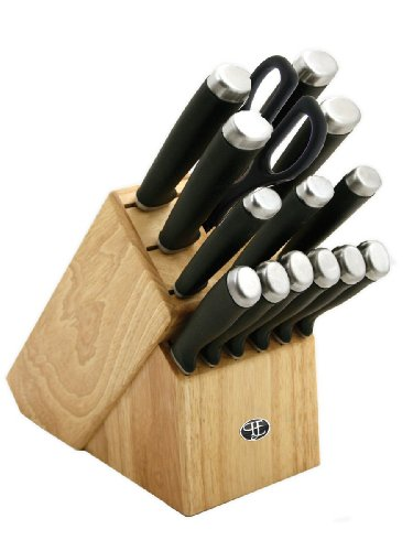Hampton Forge Epicure 15-Piece Knife Set, HMC01B109A