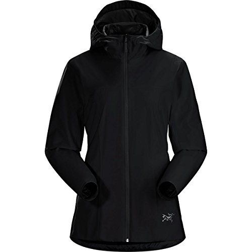 Womans Windstopper (Arc'teryx Women's Solano Jacket Black X-Small)