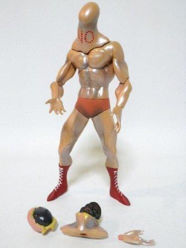 Kaiyodo Tiger Mask Violence Action Figure No.04 Mr. No ( Japanese Import )