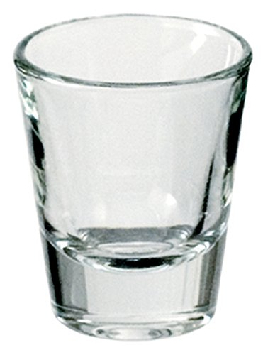 Anchor Hocking Heavy Base Shot Glasses, 1.5 oz
