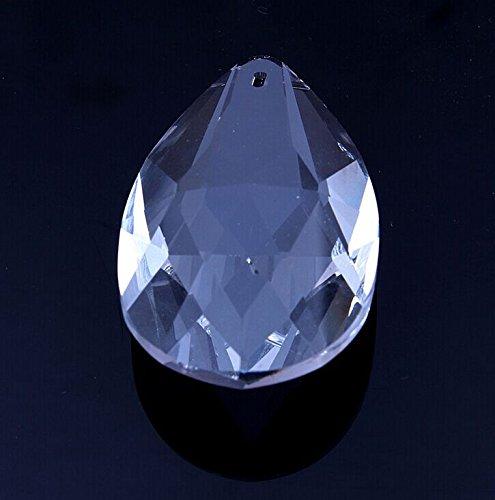 HIGHROCK 63mm Asfour Crystal Teardrop Suncatcher Crystal Prisms Tears (Prism Shape)
