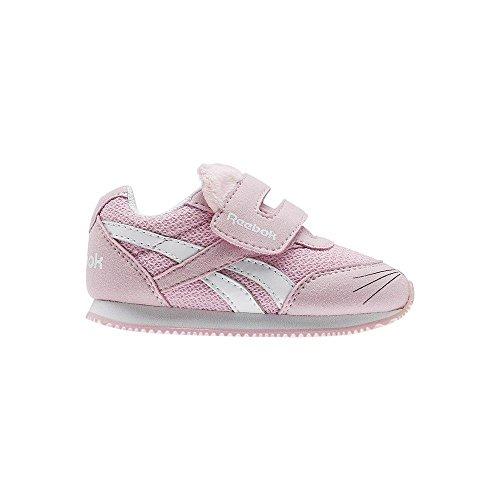 Reebok Reebok Royal CLJOG 2KC–Sneaker, Mädchen, weiß–�?kitten-white/Luster Pink)