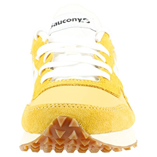 Da Dxn Ginnastica Saucony White Scarpe Vintage Yellow Uomo PBTIS