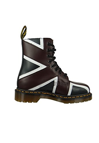 Oxblood Pascal 8 Womens Boots Martens Dr Navy Eye Leather Brit HpgZnw