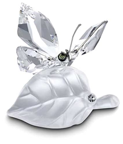 9640cb674b Image Unavailable. Image not available for. Color: Swarovski Crystal  Butterfly ...