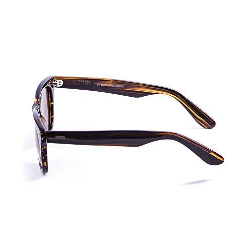 Lenoir Eyewear LE59000.72 Lunette de Soleil Mixte Adulte, Vert