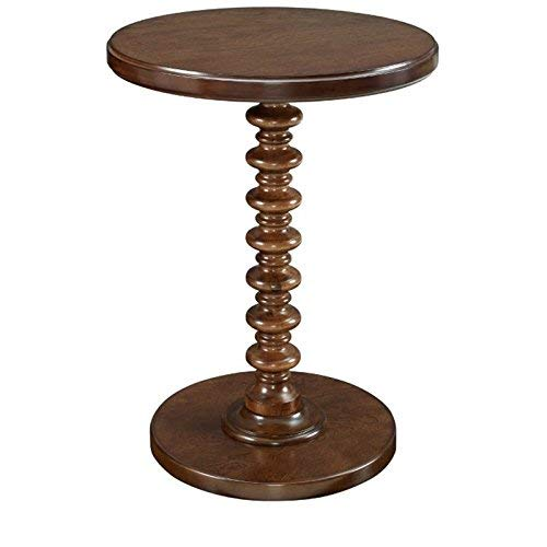 Powell's Furniture 713-269 Hazelnut Round Spindle ()
