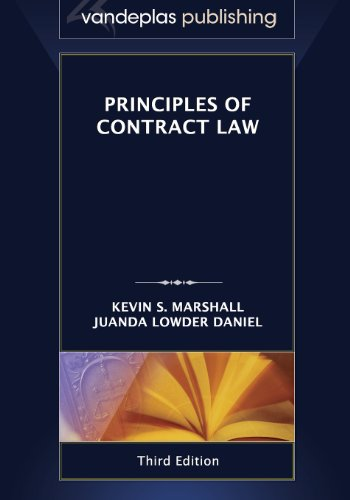 Principles of Contract Law, Third Edition 2013 - Paperback