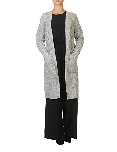 dr-denim-jeansmakers-womens-harley-cardigan-grey-knit-cardigan-in-size-s-grey