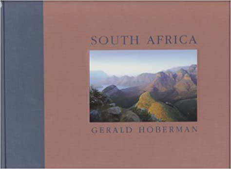 South Africa Coffee Table Book Gerald Marc Hoberman Collection