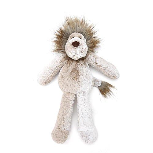 DEMDACO Plush Toy, Loungerz Lion