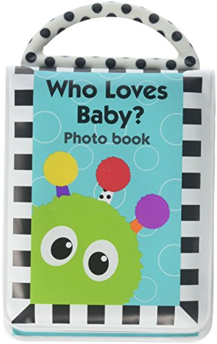 Sassy Baby Books - Sassy Look Photo Book (Colors May Vary)