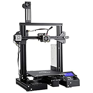Official Creality 3D Printer Ender 3 Pro DIY Printer with Removable Magnetic Bed 220x220x250MM by Creality 3D