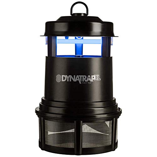 DynaTrap Insect Trap (DT2000XLP), XL, 1 Acre, Black (Mosquito 1 Acre Trap)