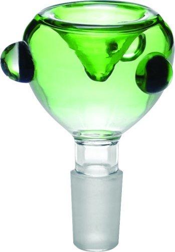 SCIENTIFIC SUPPLIES, 12-287 BOWL STANDARD GREEN 18MM