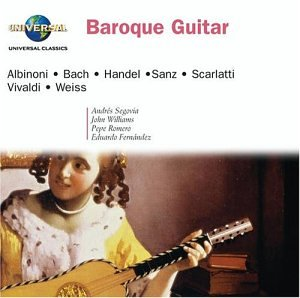 Baroque Guitar