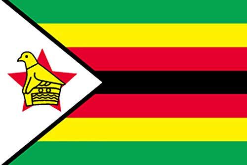 国旗 ジンバブエ No.2 No.23104(取寄商品)   B01J1NQ16S