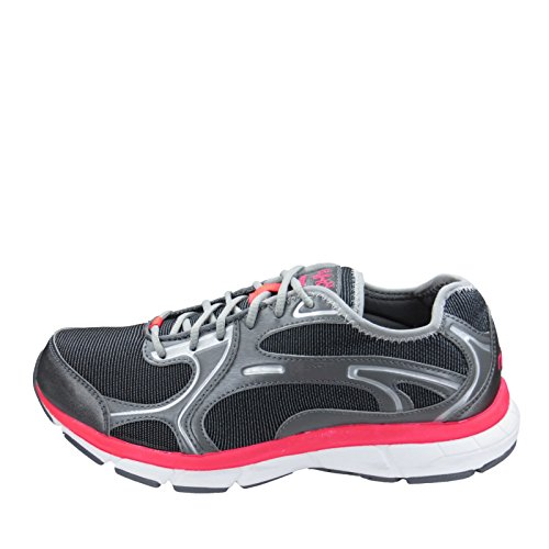 Prodigy Stretch Women's Black 2 Shoe Running Ryka Steel Black Grey BU5qAwff