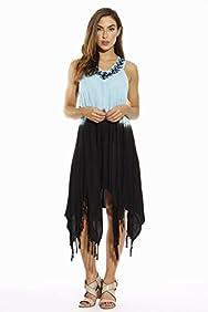 Riviera Sun Tie Dye Hanky Dress / Summer Dresses for Women